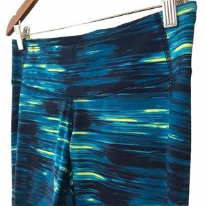 old navy | space dye leggings size L